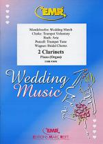 Wedding Music - Clarinet Duet Sheet Music