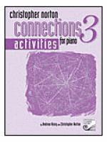 Christopher Norton Connections for Piano: Activities 3 Sheet Music