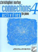 Christopher Norton Connections for Piano: Activities 4 Sheet Music