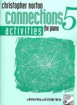 Christopher Norton Connections for Piano: Activities 5 Sheet Music