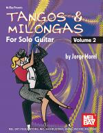 Tangos & Milongas for Solo Guitar, Volume 2 Sheet Music