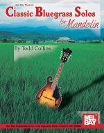Classic Bluegrass Solos for Mandolin Sheet Music