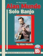 Alan Munde Solo Banjo Book/CD Set Sheet Music