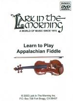 Learn to Play Appalachian Fiddle DVD Sheet Music