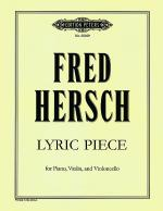 Lyric Piece Sheet Music