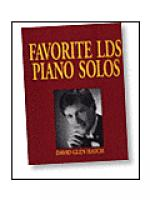 Favorite LDS Piano Solos - Book 1 Sheet Music