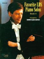 Favorite LDS Piano Solos - Book 4 Sheet Music