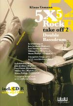 5X5 Rock: Take Off 2 Book/CD Set Sheet Music