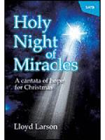 Holy Night of Miracles Sheet Music
