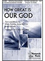 How Great Is Our God Sheet Music