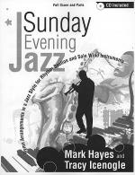Sunday Evening Jazz - Full Score and Instrumental Parts Sheet Music