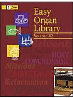 Easy Organ Library, Vol. 42 Sheet Music