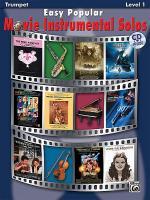Easy Popular Movie Instrumental Solos Sheet Music