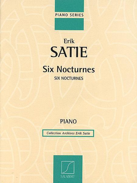 6 Nocturnes Sheet Music