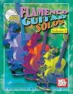 Flamenco Guitar Solos, Volume 2 Book/CD Set Sheet Music