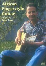 African Fingerstyle Guitar DVD Sheet Music