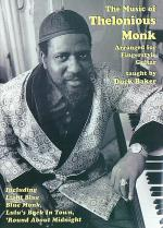Music of Thelonious Monk DVD Sheet Music