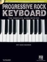 Progressive Rock Keyboard Sheet Music