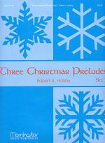 Three Christmas Preludes, Set 2 Sheet Music