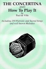 Concertina and How to Play It Sheet Music