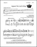 Rejoice, the Lord Is King (Callahan) Sheet Music