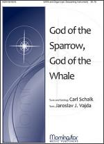 God of the Sparrow, God of the Whale Sheet Music