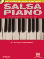 Salsa Piano - The Complete Guide with CD! Sheet Music