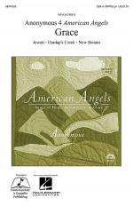 Anonymous 4 American Angels: Grace Sheet Music