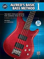 Alfred's Basic Bass Method, Book 1 Sheet Music