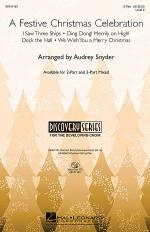 A Festive Christmas Celebration Sheet Music
