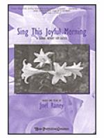 Sing This Joyful Morning (A Choral Introit for Easter) Sheet Music