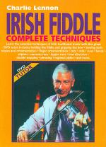 Irish Fiddle Complete Techniques DVD Sheet Music