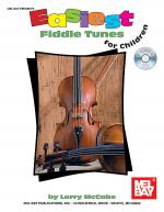 Easiest Fiddle Tunes for Children Book/CD Set Sheet Music