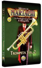 Mariachi Trompeta, Vol. 2, Spanish Only DVD Sheet Music