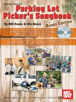 Parking Lot Picker's Songbook - Banjo Edition Book/2-CD Set Sheet Music