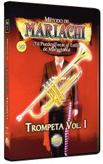 Mariachi Trompeta, Vol. 1, Spanish Only DVD Sheet Music