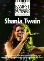 Easiest Keyboard Collection: Shania Twain Sheet Music