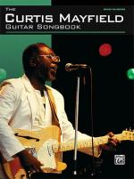 The Curtis Mayfield Guitar Songbook Sheet Music