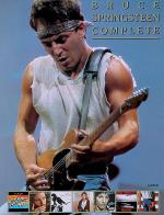 Bruce Springsteen Complete Sheet Music