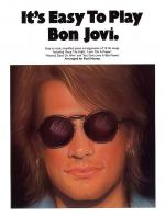 It's Easy To Play Bon Jovi Sheet Music
