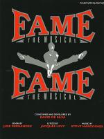 Fame -- The Musical Sheet Music