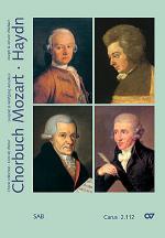 Chorbuch Mozart/Haydn II Sheet Music
