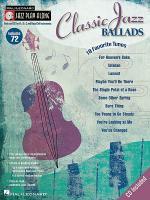 Classic Jazz Ballads Sheet Music