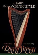 Harp - Secrets of Celtic Style DVD Sheet Music