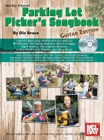 Parking Lot Picker's Songbook - Guitar Edition Book/CD Set Sheet Music