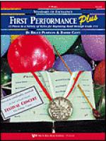Standard of Excellence: First Performance Plus-French Horn Sheet Music