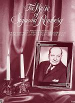 The Music Of Sigmund Romberg Sheet Music