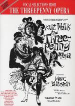 Threepenny Opera - Vocal Selections Sheet Music