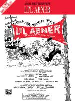 Li'l Abner (Vocal Selections) Sheet Music