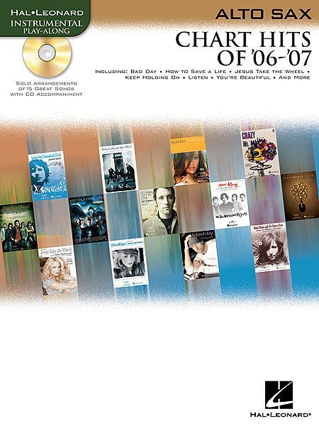 Chart Hits of '06 -'07 Sheet Music